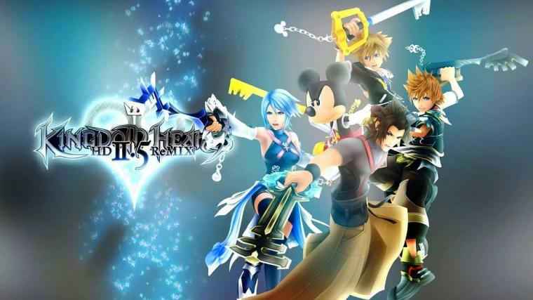 Kingdom Hearts HD 25 Remix Review Magically Remastered The