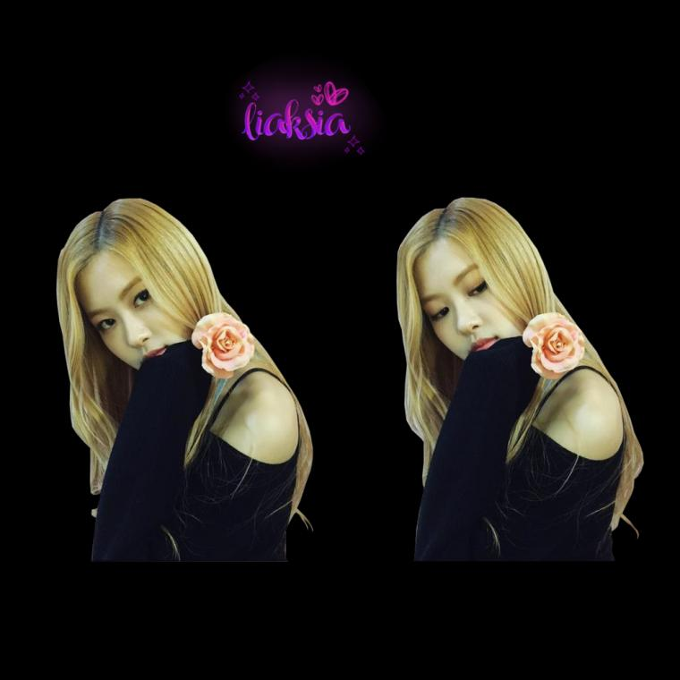 BLACKPINK Rose PNG 15 by liaksia by liaksia