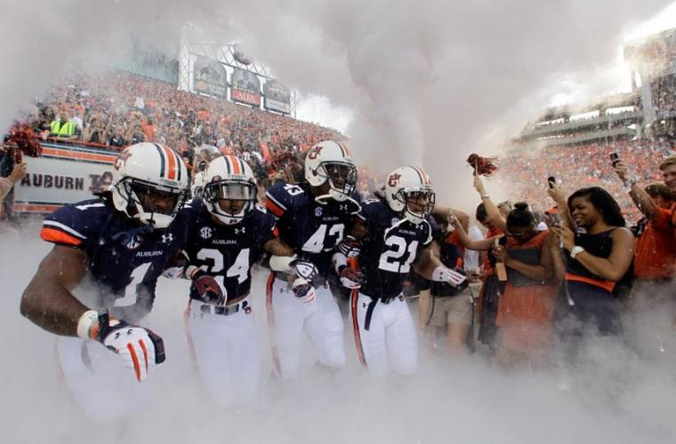 Auburn Football Coaching Staff Complete Tigers Hire Lance Thompson as