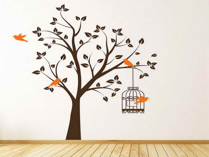 Cake Bird Wallpaper For Walls Bird Wallpaper For Walls Decor Wallpaper