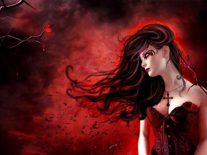 gothic Wallpaper Background 20969