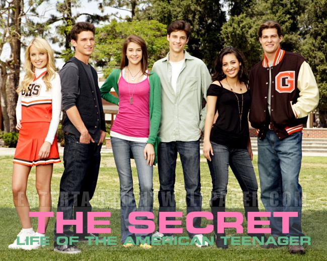 Best 72 The Secret Life of the American Teenager Wallpaper on