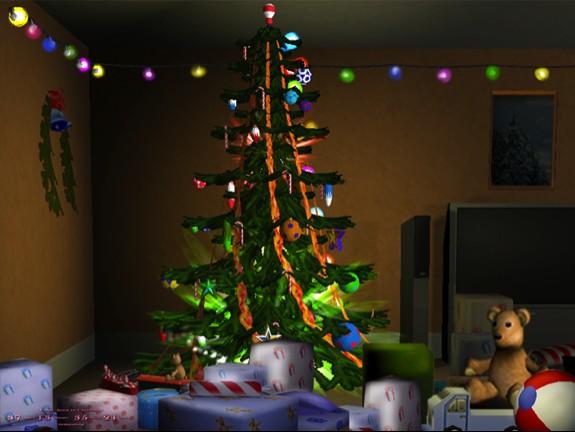 Animated Christmas Wallpaper Screensavers 3D Christmas