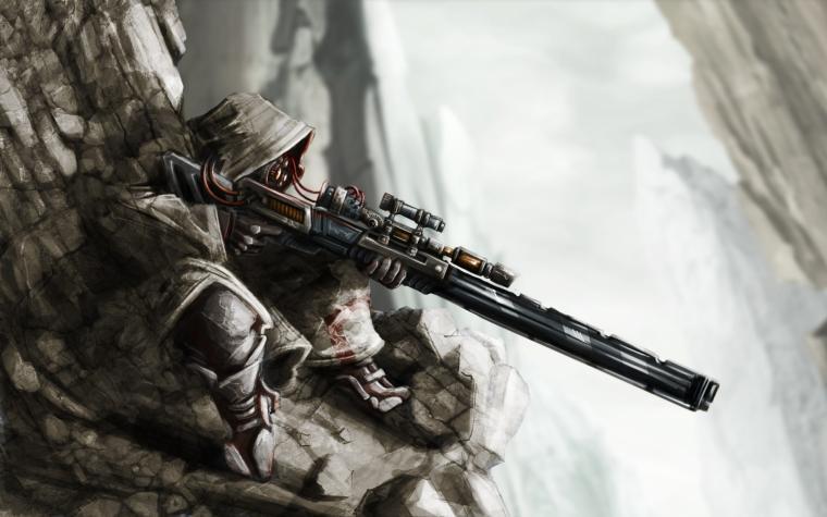 Source URL httpwwwwallpaperupcom24596anime fantasy sniper