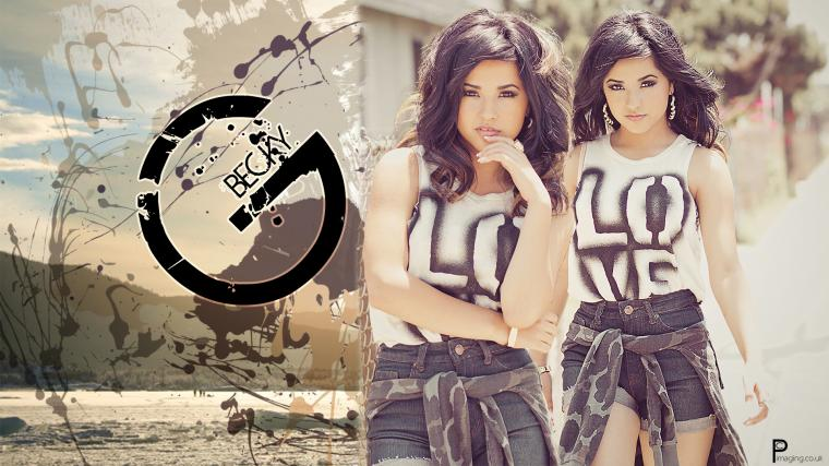 Download Becky G hd wallpaper in high resolution for Get Becky G