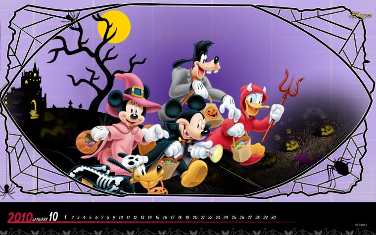 Disney Halloween   Sites Of Great Wallpapers Wallpaper