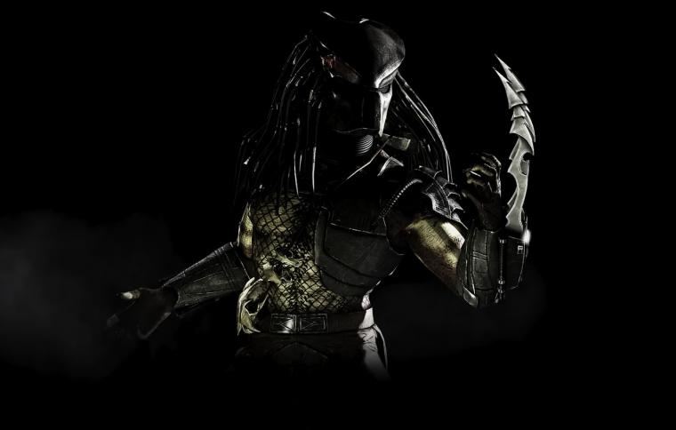 Wallpaper Predator Predator Mortal Kombat X MKX images for