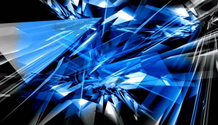 Blue Abstract Hd Wallpapers 1080P Mac Wallpapers