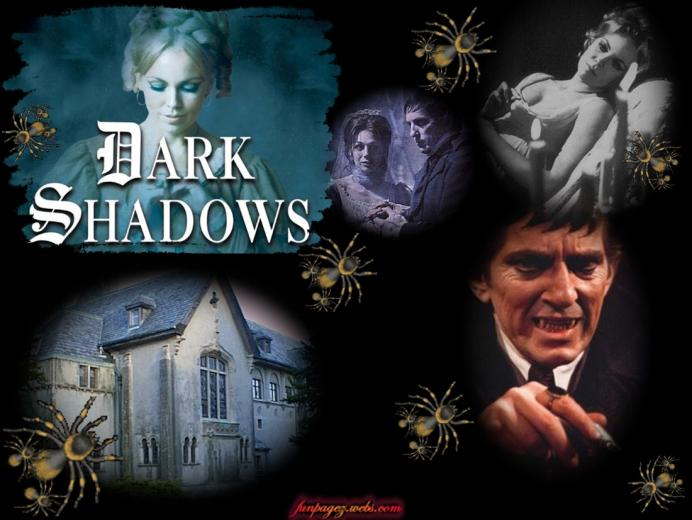 Dark Shadows Classic Monster TV Series of the 60s Mardis Funpagez