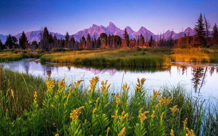 Grand Teton National Park HD Wallpapers Best Collection
