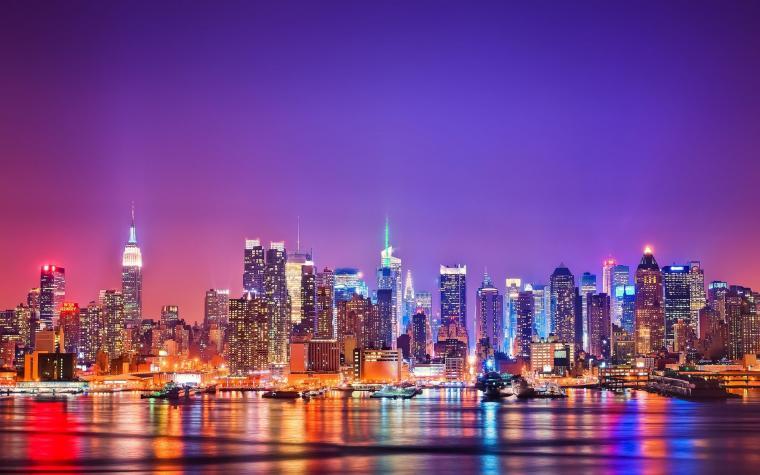 City Light at Night Wallpaper in High Resolution at City Wallpaper