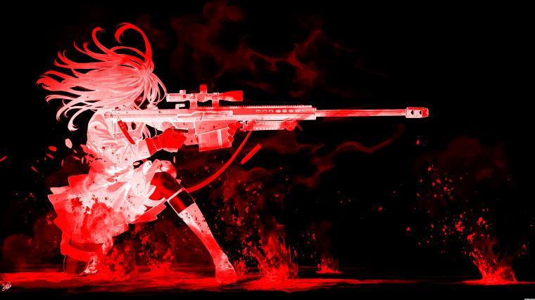 Sniper Wallpapers Hd wallpaper   1366335