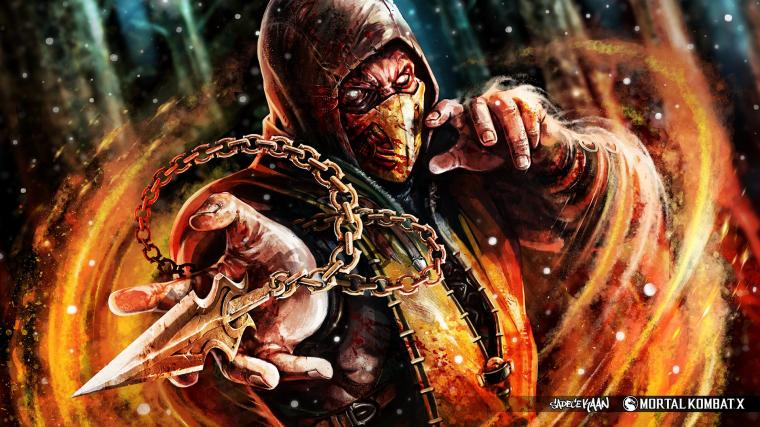 74 Mortal Kombat X HD Wallpapers Background Images
