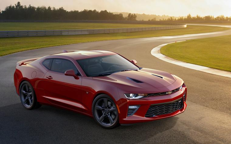 2016 Chevrolet Camaro Wallpaper HD Car Wallpapers