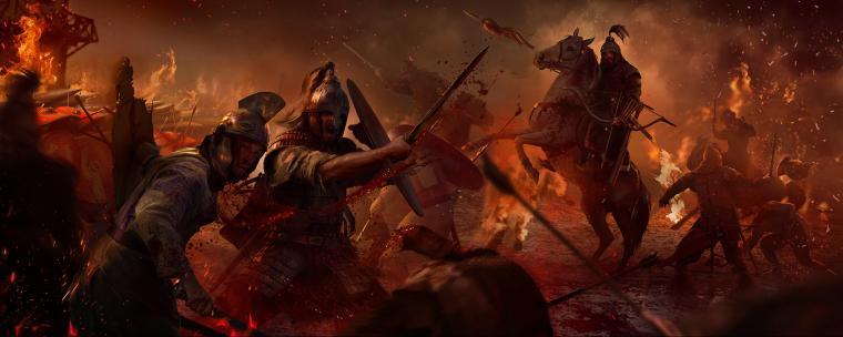 Video Game   Total War Attila Wallpaper