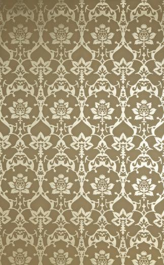 Brocade by Farrow Ball Wallpaper Direct