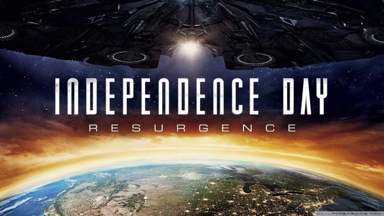 Independence Day Resurgence 4K HD Desktop Wallpaper for 4K