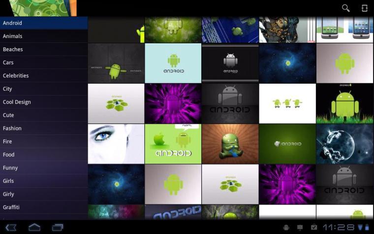 Tablet Wallpapers   screenshot