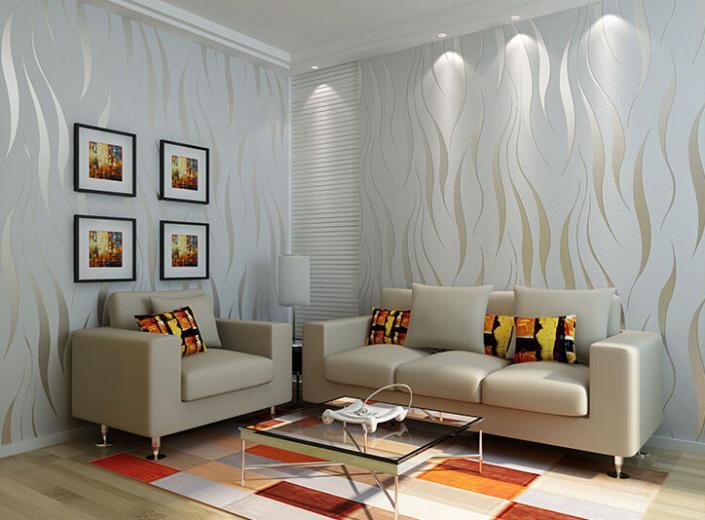 10m053m Fashion Non Woven Wallpaper wall paper rolls tv wallpaper