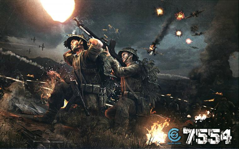 military action fighting war vietnam combat battle poster wallpaper