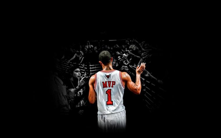 Retourner larticle Derrick Rose MVP NBA 2011