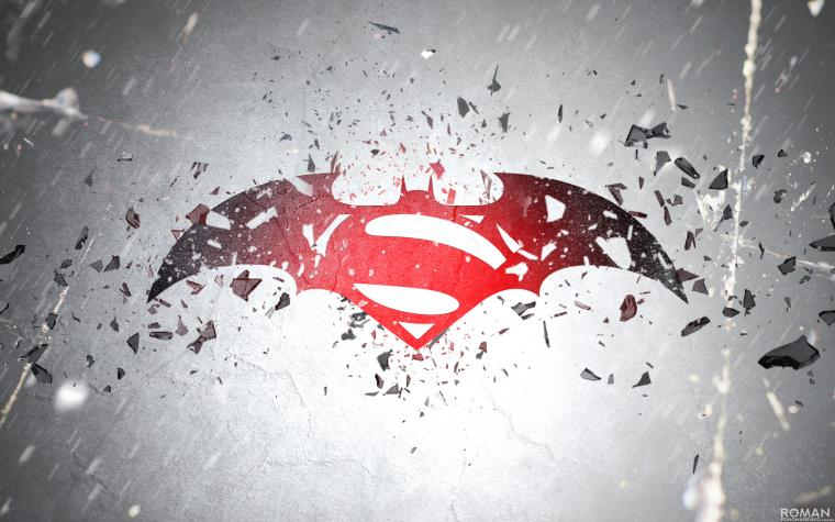 Batman V Superman Logo Exclusive HD Wallpapers 6799