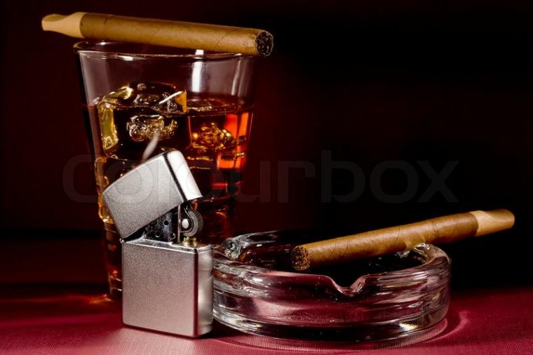 cigar whisky and abstract hd wallpaper wallpapers picture