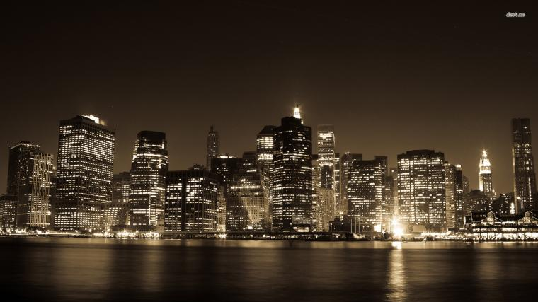 New York City Lights wallpapers HD   277223