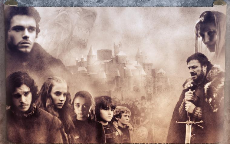 House Stark Game of Thrones Wallpaper is a hi res Wallpaper