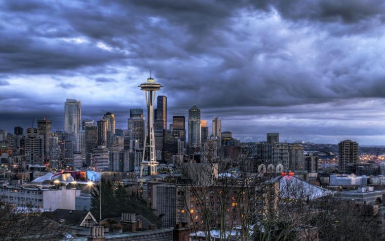 Seattle Rain Wallpaper 72 images