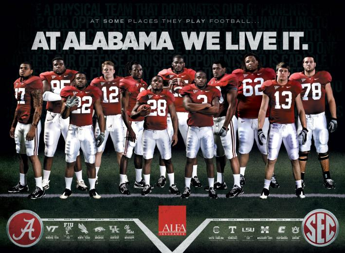 Alabama Football HD Wallpapers Hd Wallpapers