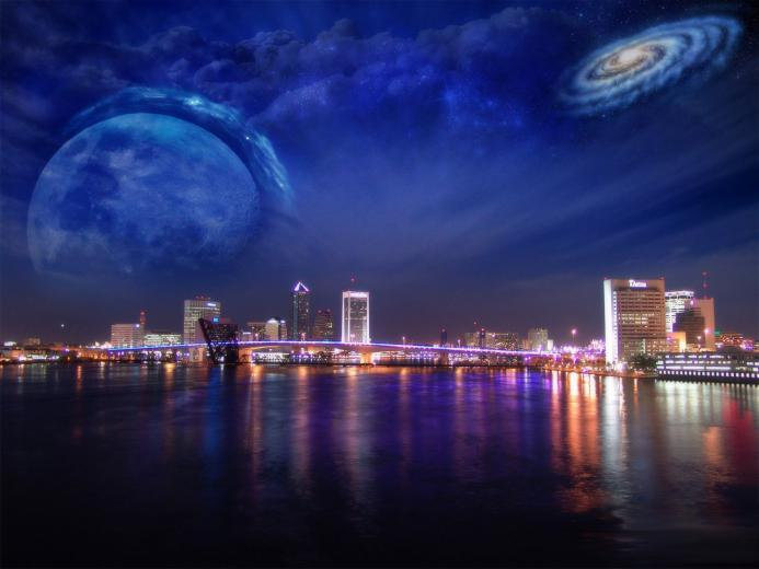 Night city images hd Wallpaper High Quality WallpapersWallpaper