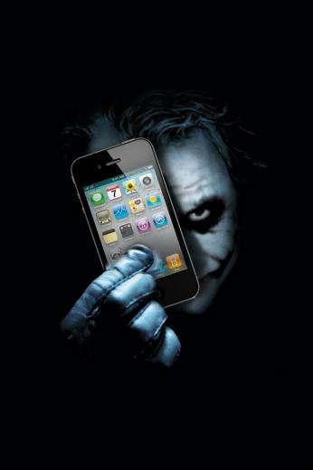 Jokers iPhone 4S iPhone 4 Wallpaper and iPhone 4S Wallpaper