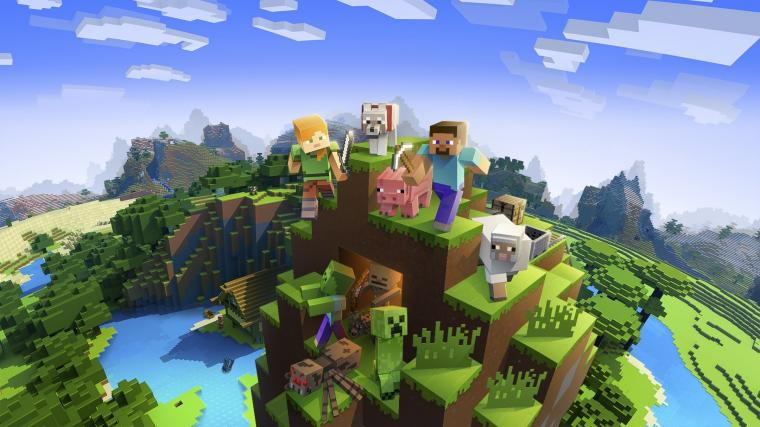 Minecraft Wallpaper   WebGameAppcom