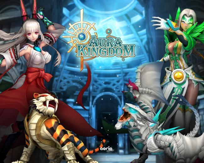 Aura Kingdom   Wallpaper