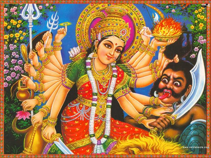 Wallpapers hd hindu goddess durga wallpapers hd hindu goddess durga