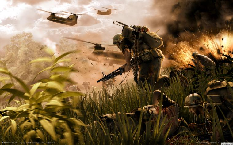 Battlefield 2 Bad Company wallpaper   200774