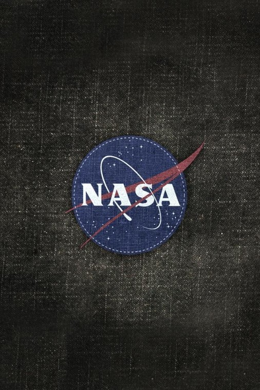 Nasa Logo Wallpaper Nasa Logo Wall For Iphone