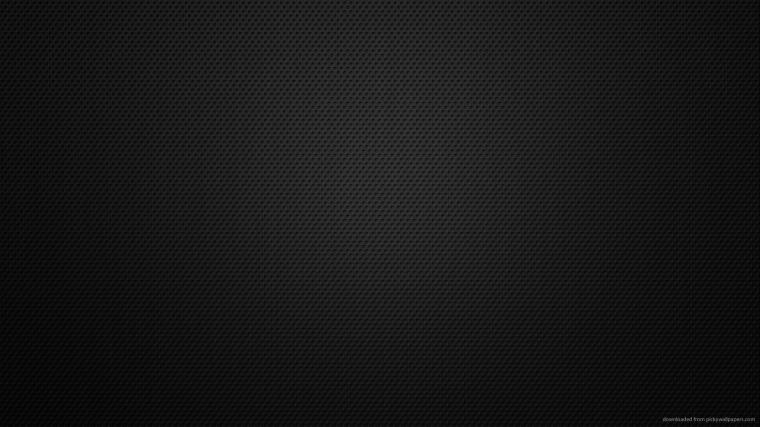 HD Simple Black Wallpaper