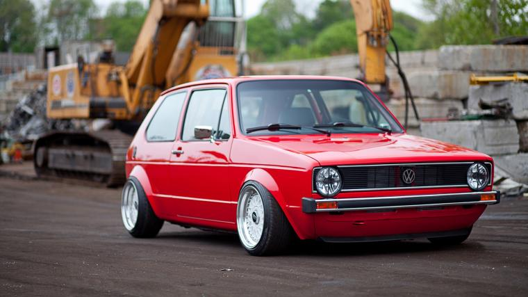 Tuned Golf Mk1 HD Wallpaper 1920x1080 ID51719