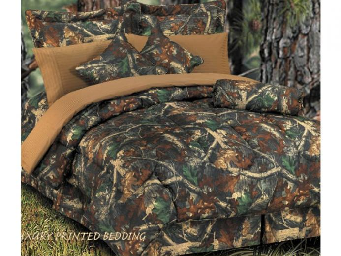 Oak Camo Boys Bedding Sweet Peaches Bedding