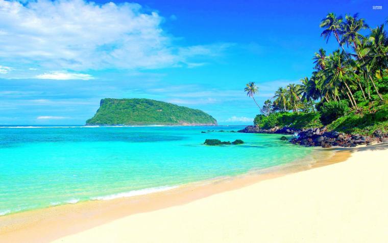 beach hd wallpaper Download