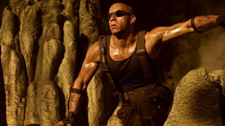 Vin Diesel The Chronicles Of Riddick Wallpapers