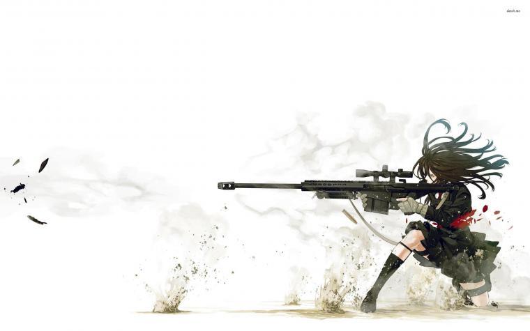 anime sniper wallpaper wallpaper 3jpg