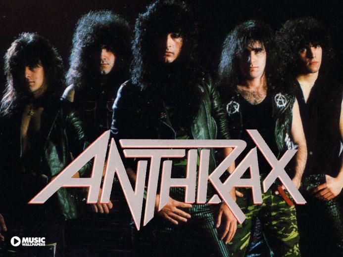 Anthrax Wallpapers Music Wallpaper 36