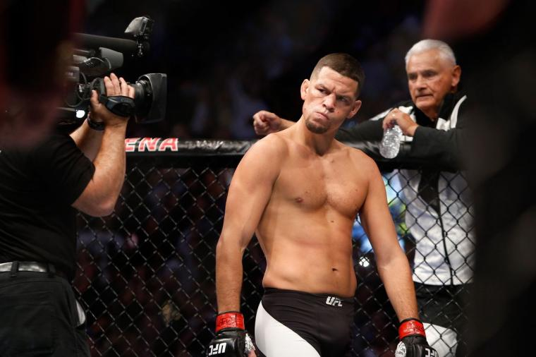Report Nate Diaz in talks to return at UFC 227 in August   Bloody