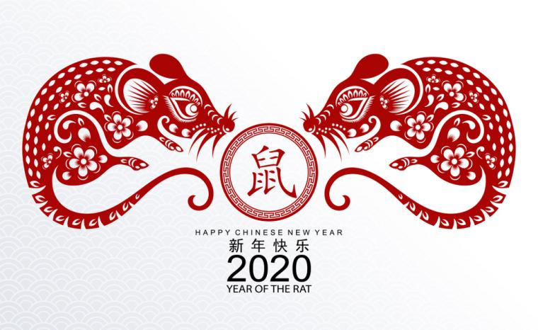 Year of the Rat   Chinese New Year 2020 Images   POETRY CLUB