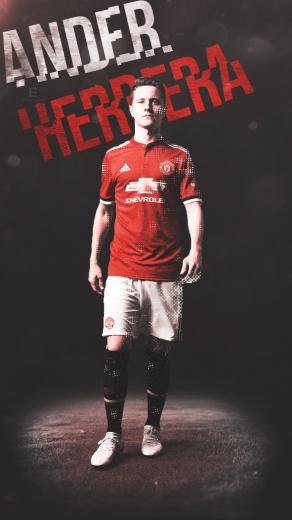 GB on Twitter Ander Herrera 1718 wallpaper RTs appreciated