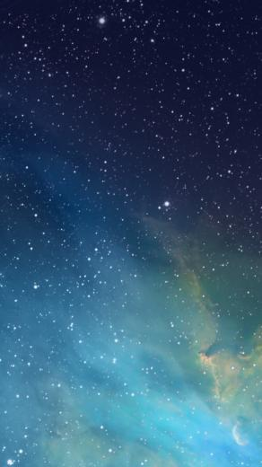 Download new iOS 7 Wallpapers for your iPhone 5