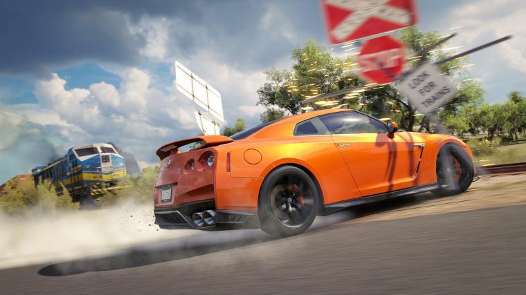 Forza Horizon 3 Nissan Gtr Drift 4k 2904 Wallpapers and
